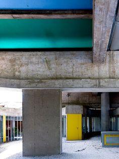 Le Corbusier, Cemal Emden · Maison du Brésil
