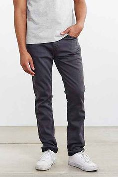 Levis 511 Grey 3D Slim Jean - Urban Outfitters