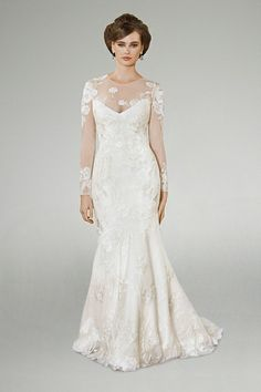 85e44edd7f7 974 Exciting Bridal Gown--Trumpet Volume2 images