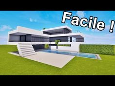Comment faire une maison dans la jungle sur MINECRAFT ? TUTORIEL !! - YouTube