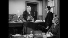 Arthur Askey & Robb Wilton (extract from The Love Match)