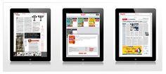 Beyond: sfogliatore digitale che acquisisce i contenuti in formato PDF e li distribuisce attraverso un formato HTML5 standard integrato in un'applicazione iPad.
