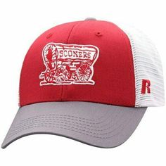 info for d0ea7 1ad8c Oklahoma Sooners NCAA Mens Adjustable Ball Cap Hat - Snapback