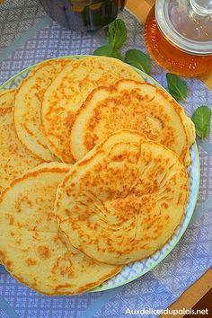 Mkhanfar crêpe marocaine extra moelleuse