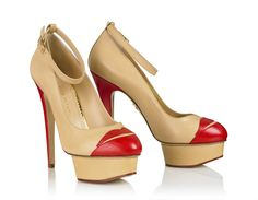 Lips have it - Charlotte Olympia