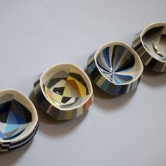 Peter Pincus - Double-walled bowls