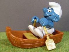 HIDE & SEEK OF THE WEEK: This vintage toy was introduced in 1983 during the run of the popular TV series in the US. The Smurfs were first created and introduced as a series of comic characters by the Belgian comics artist Peyo in 1958 and since expanded into ads, movies, TV, ice capades, games, theme parks, and dolls. Do you know where this toy is located at PTM? View Master, Popular Tv Series, Star Wars Action Figures, Comic Character, Vintage Toys, Barbie Dolls, Smurfs, Parks, Doodles