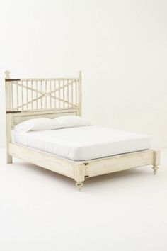 Glenbrook Bed - Anthropologie.com bedtime. love it. nightnight. english country cottage