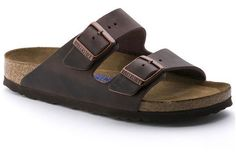 Arizona Soft Oiled Birkenstocks