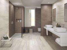 Badezimmer Modern Beige : Badezimmer mit warmen beige braunen nuancen gestalten bad