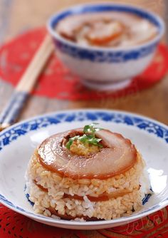 Pork Belly With Rice