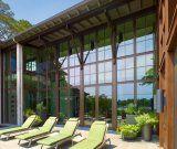 Modern #Kiawah Island home, designed by Thomas & Denzinger Architects