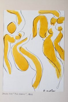 Image result for matisse charcoal sketch artist yellow
