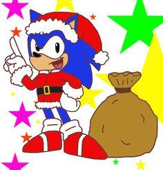sonic christmas - Buscar con Google