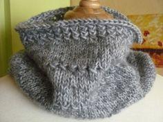 Textured cowl by Organdi Bidouille free by cknudsen