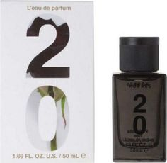 Korres L' Eau de Parfum 20 Anniversary Men,Dark Rose, Whiskey, Amber,50ml