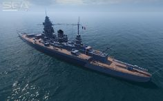 French battleship Dunkerque - General Gameplay Discussion - World of Warships official forum