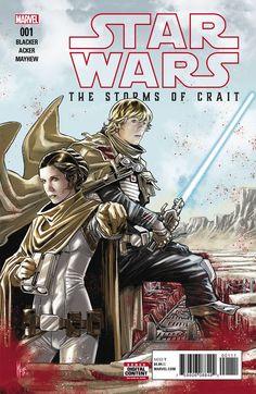 STAR WARS LAST JEDI STORMS OF CRAIT #1 12/27/2017