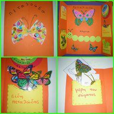 παιχνιδοκαμώματα στου νηπ/γειου τα δρώμενα: lap book, butterfly .... τα πάντα για την πεταλούδα !!!!