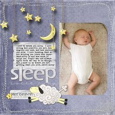 Scrapbooking Ideas for a Baby Boy thumbnail--I like the idea of using puzzle pieces. Description from pinterest.com. I searched for this on bing.com/images