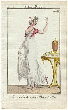 Regency Advertisements: Tea Urn Warehouse, via Regency Reader