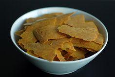 The Best Raw Corn Chips (dehydrator)