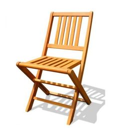The Vifah Folding Chairs are perfect for relaxing on your porch, patio or deck