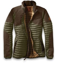 Eddie Bauer MicroTherm Featherweight Hunting Jacket...