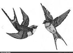 24 New Ideas Tattoo Bird Sparrow Feathers Dream Tattoos, Future Tattoos, New Tattoos, Small Tattoos, Tattoos For Guys, Cool Tattoos, Tatoos, Tattoo Life, Arm Tattoo