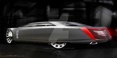 Dave Byron Fleetwood designed for me. This is the digital version Dave Byron 2004 Fleetwood Automotive Design, Auto Design, T Bucket, Cadillac Fleetwood, Car Sketch, Car Drawings, Future Car, Custom Cars, Cars And Motorcycles