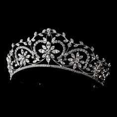 Tiara-you know for whenever there is a need for me to be a princess