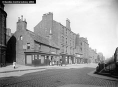 Perth Road and Ritchie's Lane, Dundee Dundee City, My Heritage, Scotland Travel, Perth, Family History, Old Photos, Childhood Memories, Centre, Photographs