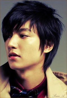 Lee Min Ho lead korean actor