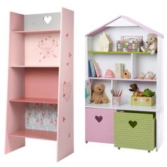 Id es d co chambre luna on pinterest bebe kandinsky and - Etagere murale pour chambre fille ...