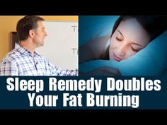 The Sleep Remedy That May Double Your Fat Burning