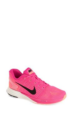 Nike Nike 'Lunarglide 7' Running Shoe (Women) available at #Nordstrom
