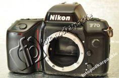 Lustrzanka analogowa Nikon F70