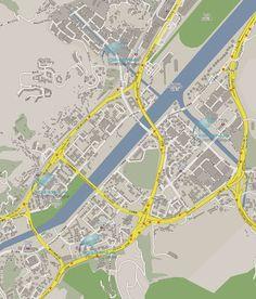 Mapas y planos de Hong Kong - Conmimochilacuestas