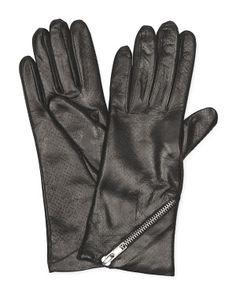 Women's Leather Cashmere Lined Gloves PORTOLANO - $49.99 - T.J. Maxx