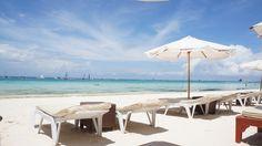 Boracay. I'll definitely go here again when I visit the Philippines.