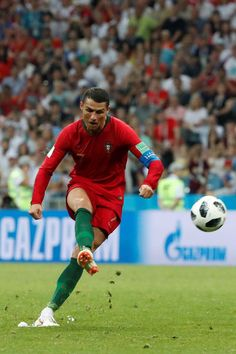 Ronaldo: Hat-Trick for Portugal 🇵🇹 Cristano Ronaldo, Ronaldo Juventus, Cristiano Ronaldo Cr7, Cr7 Portugal, Portugal Soccer, Fifa Football, Football Players, Football Jerseys, Portugal National Football Team