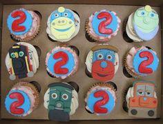 Chuggington Cupcakes