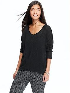 Women's Burnout Sweaters | Old Navy