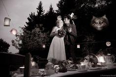 Alice im Wunderland Hochzeit  - Alice in Wonderland Wedding - von im Hochzeitsfieber und Fotomania Kassel