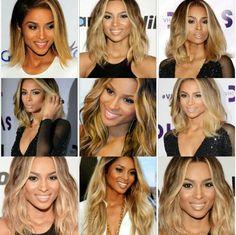 Ciara - Blonde Hair