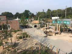 Foto's Playground, Belgium, Patio, Adventure, Landscape, Outdoor Decor, Seeds, Children Playground, Scenery