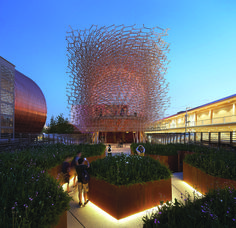 Wolfgang Buttress' The Hive from Milan Expo 2015 will be relocated to Kew Gardens.
