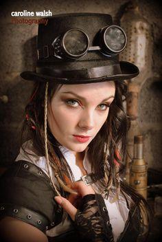 Steampunk Girl http://steampunk-girls.blogspot.com/