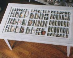 Hecho a mano personalizado cerezo madera mesa de café por xenasdad