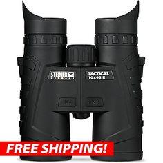 Steiner 10x42 T1042r Tactical Reticle Waterproof Binoculars: The Steiner Optics reputation for… #Telescopes #Binoculars #Optics